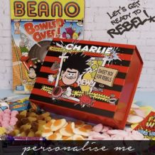 Beano Personalised Sweet Box